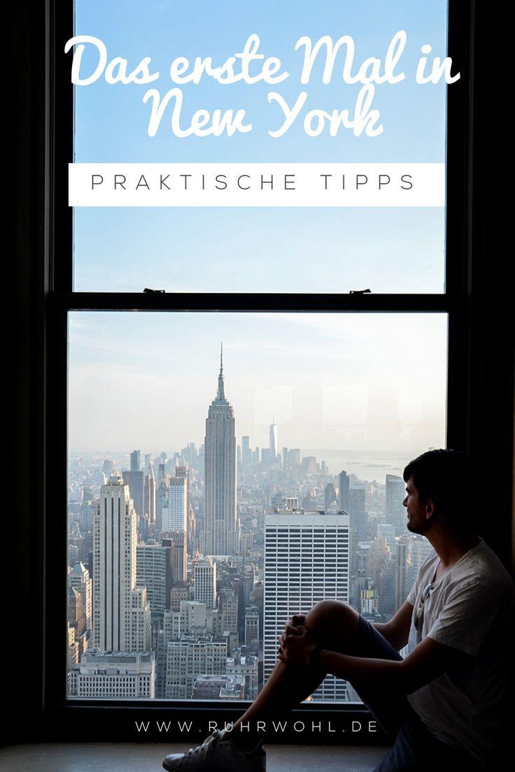 Das erste Mal in New York: 15 praktische Tipps für Vorbereitung, Einreise und Aufenthalt im Big Apple