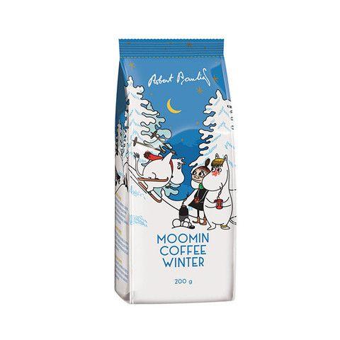 Moomin Coffee Winter Blend by Robert Paulig