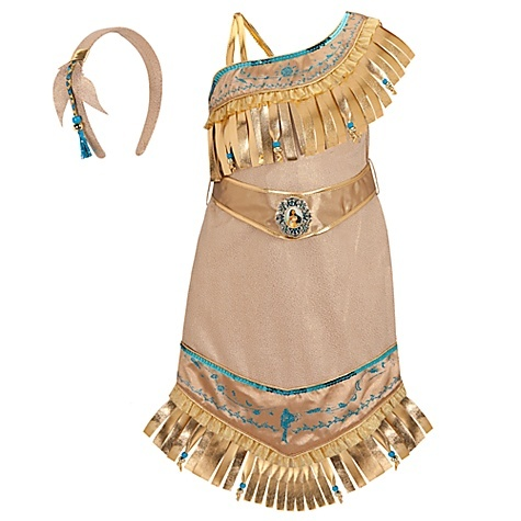 My personal favorite as a child. Meeko! Pocahontas Costume for Girls