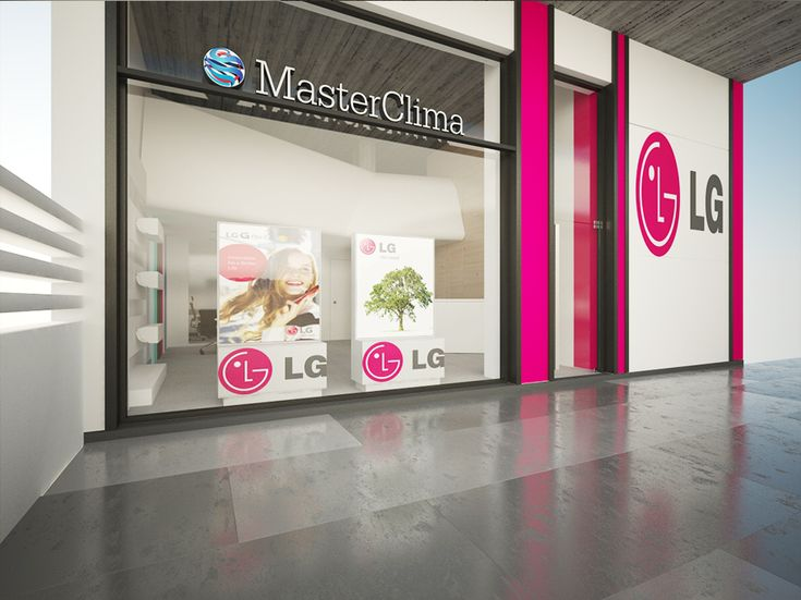 Master Clima | Showroom| Athens | iidsk  |  Interior Design & Construction
