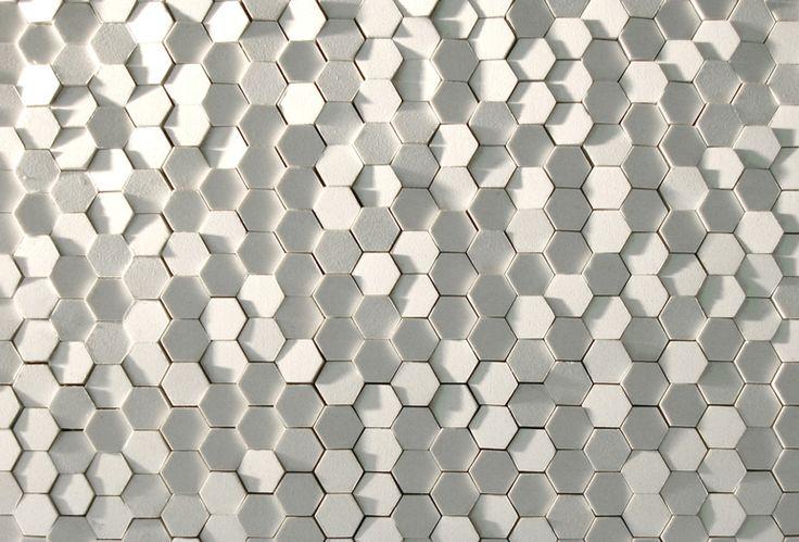 hexgons ceramics
