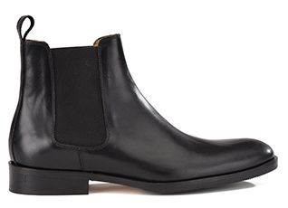 Chaussures boot homme ville semelle patin DawsonII Low Patin Bexley