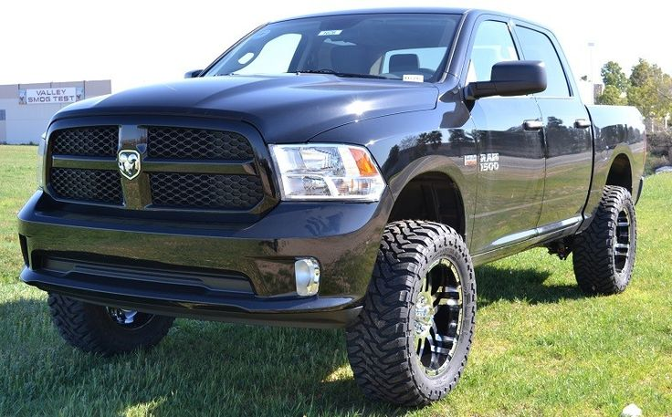 """New product--lifting a new 2009-2013 dodge ram 1500 4wd both in front and in the rear is an excellent way to achieve that """"ram tough"""" look. Description from autosweblog.com. I searched for this on bing.com/images"""