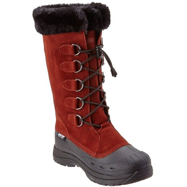 Baffin Baffin Women's Drift Series Judy Boot (400231001) (6.195 RUB) ❤ liked on Polyvore featuring shoes, boots, brown, baffin shoes, brown shoes, baffin footwear, baffin boots and baffin