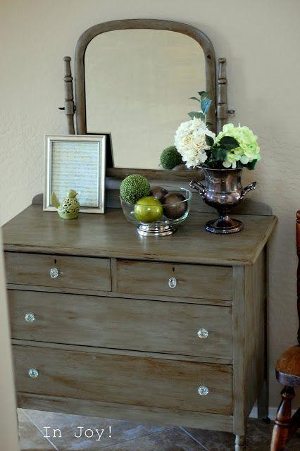 17 Best Ideas About Dresser With Mirror On Pinterest