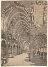 Strasbourg Cathedral - 1617