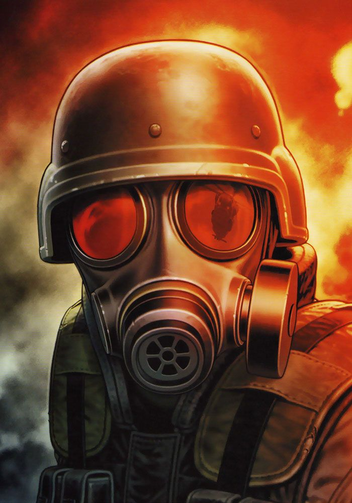 Resident Evil Hunk Unmasked | Resident Evil: The Umbrella ...