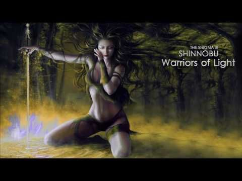 ENIGMA Warriors of Light (Enigmatic POP Song 2017) Shinnobu - YouTube
