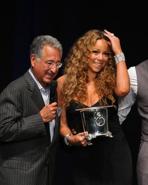 Mariah Carey Photos - Del Bryant (L) and Mariah Carey attend the 12th Annual BMI Urban Awards at Saban Theatre on September 7, 2012 in Beverly Hills, California. - 12th Annual BMI Urban Awards - Show