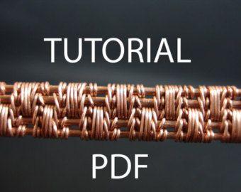 Earrings tutorial wire wrap tutorial by MargoHandmadeJewelry