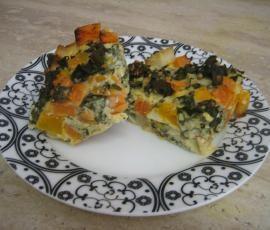 Recipe Vegetable Frittata by ginamac - Recipe of category Main dishes - vegetarian