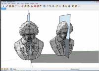 Cómo cortar su Modelo de SketchUp en Piezas para la impresión 3D