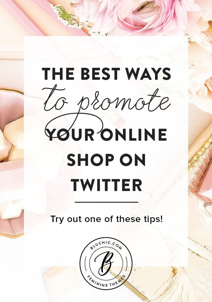 Do you strategically promote your online shop on Twitter? we highlight our best tips on promoting your online shop on Twitter. Click to view the tips!
