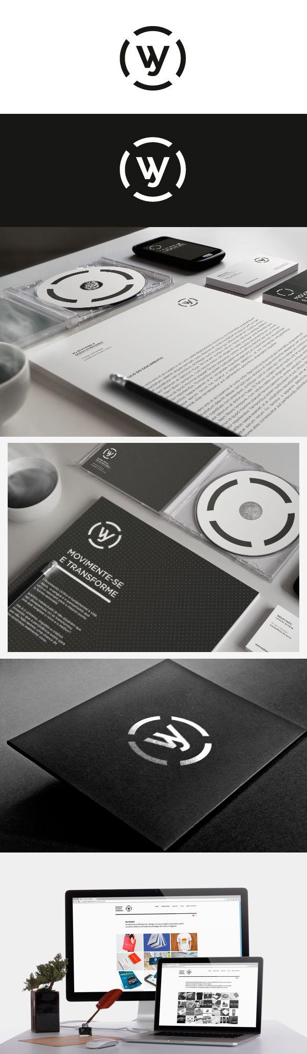 identity / wesley   #stationary #corporate #design #corporatedesign #identity #branding #marketing < repinned by www.BlickeDeeler.de   Take a look at www.LogoGestaltung-Hamburg.de