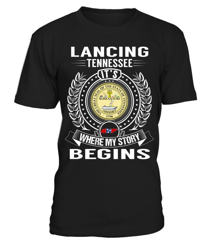 Lancing, Tennessee - My Story Begins