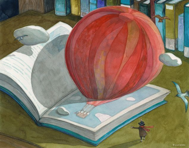 """Чтение — путешествие без конца"" (Нина Георге. Лавандовая комната)…"