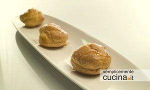 La pate a choux senza glutine