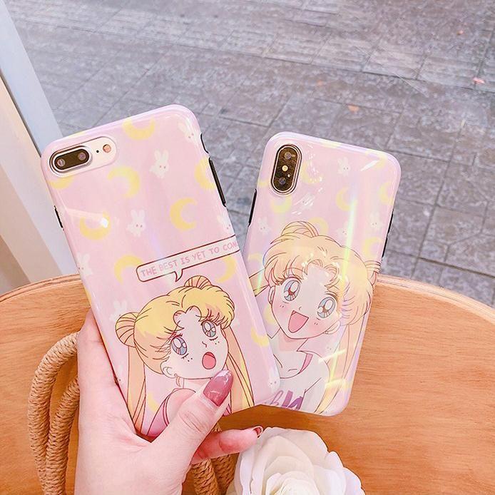 Sailor Moon Usagi Laser Iphone Case Sailor Moon Phone Case Phone Cases Case