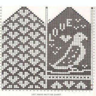 """Милые сердцу штучки: Вязание: """"В центре внимания птицы"""" (подборка + схемы)"""
