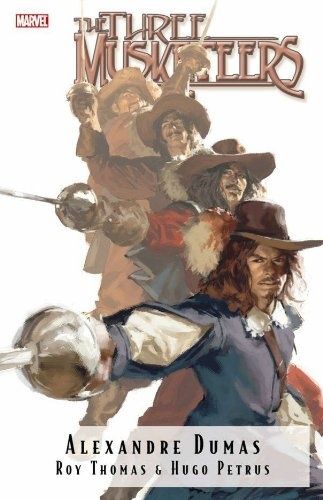 The 16 best collection development graphic novels based on classic the three musketeers marvel illustrated by roy thomas this graphic novel can serve fandeluxe Image collections