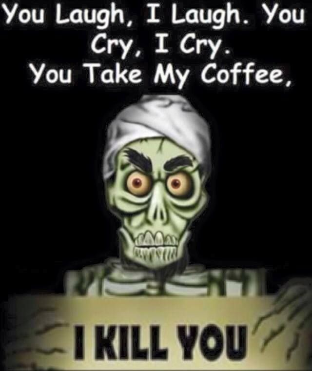 17 best images about coffee coffee and more coffee on for Achmed the dead terrorist halloween decoration