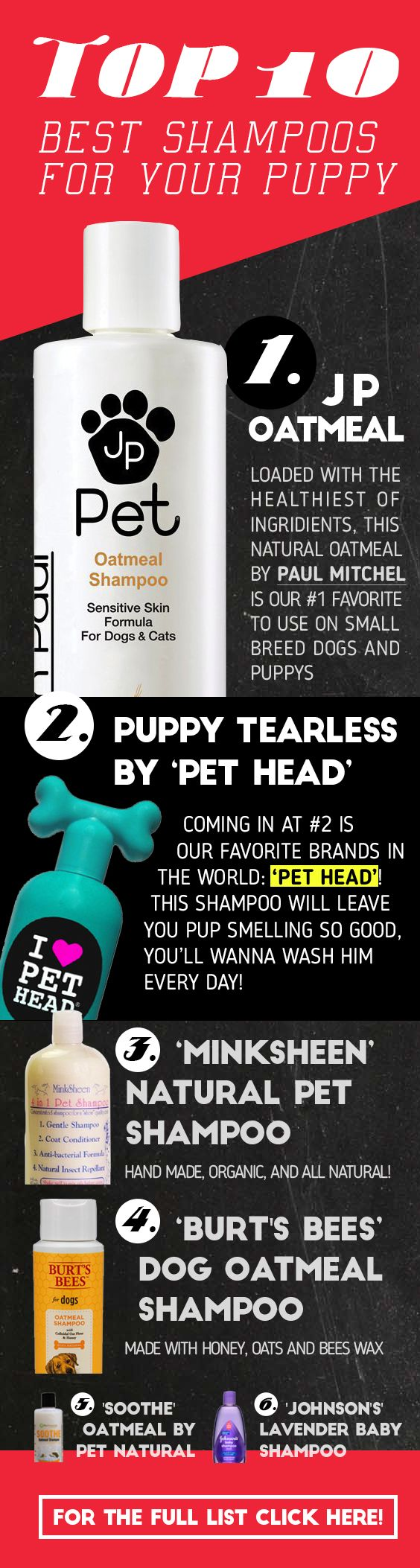 Looking For The Best Shampoo For Your Morkie / Yorkie / Maltese Or Any Other Small Puppy Breed? Here Are The Top 10 Best Shampoos For Your Dog! | The Morkie Guide