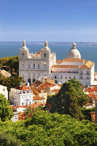 São Vicente de Fora, Portugal