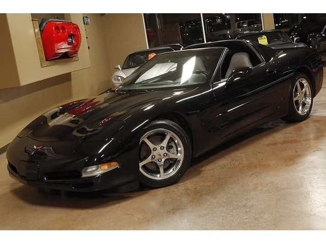 used 2004 chevrolet corvette coupe for sale in north canton oh rh pinterest com