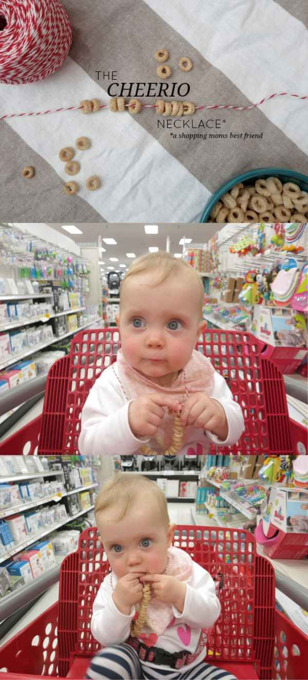 Make a Cheerio necklace!!  // For more family resources visit tots-tweens.com! :)