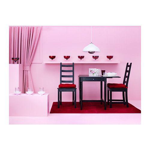INGATORP Table à rabats  - IKEA (salle à manger 109 euros)