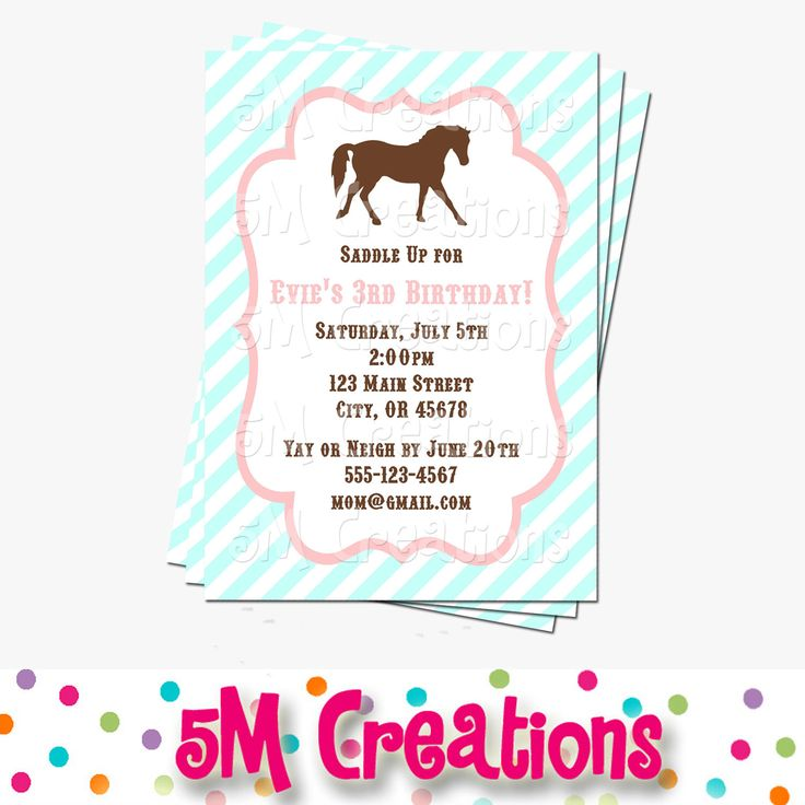The 25+ best Cowgirl birthday invitations ideas on Pinterest ...