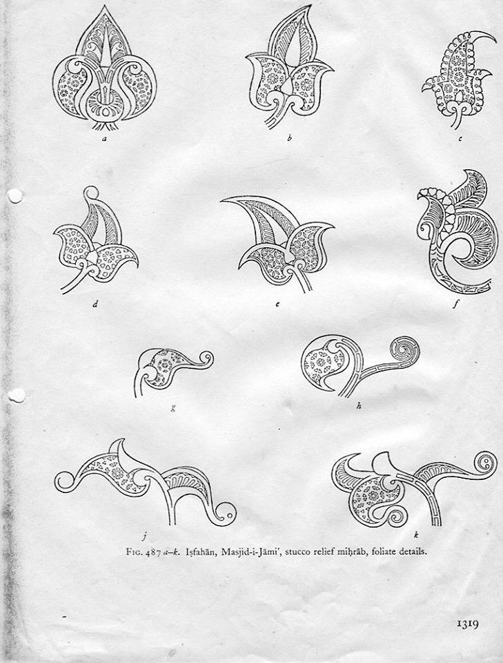 نموذج لعقل الزخرفة النباتية Islamic Art Pattern Pattern Art Islamic Art