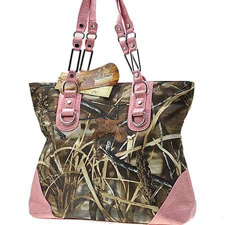 Pink Licensed Realtree Handbag Purse Tote Camo Camouflage D2 Dp B00cqlg7du Ref Cm Sw R Pi 0pgtsb05d75scq6c
