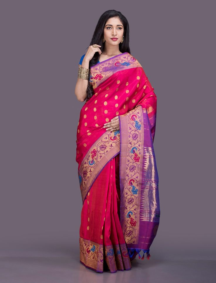 17 Best Images About Paithani On Pinterest Traditional