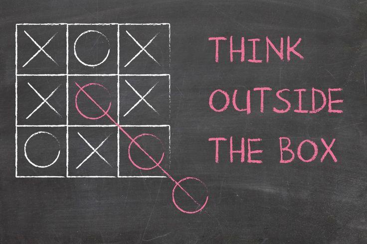 ¿Qué es el pensamiento divergente?¿Y el pensamiento lateral? Descubre cómo pensar fuera de la caja es fácil.