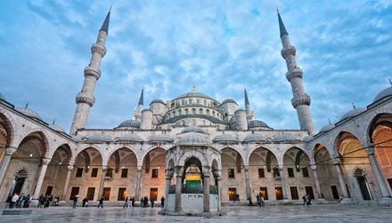 Istanbul: Named one of the Best Places for a One-Week Trip in Europe #Fodors #BestofEurope