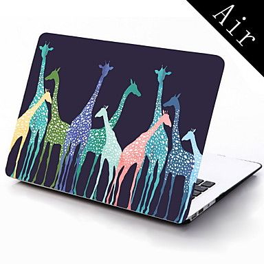 дизайн жираф всего тела защитный чехол для 11-дюймового / 13-дюймовым MacBook Air нового – RUB p. 1 796,53