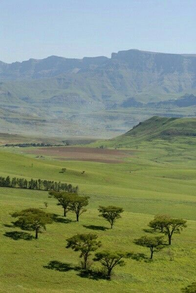 Drakensburg Mountains, South Africa - Welcome to Extreme Frontiers