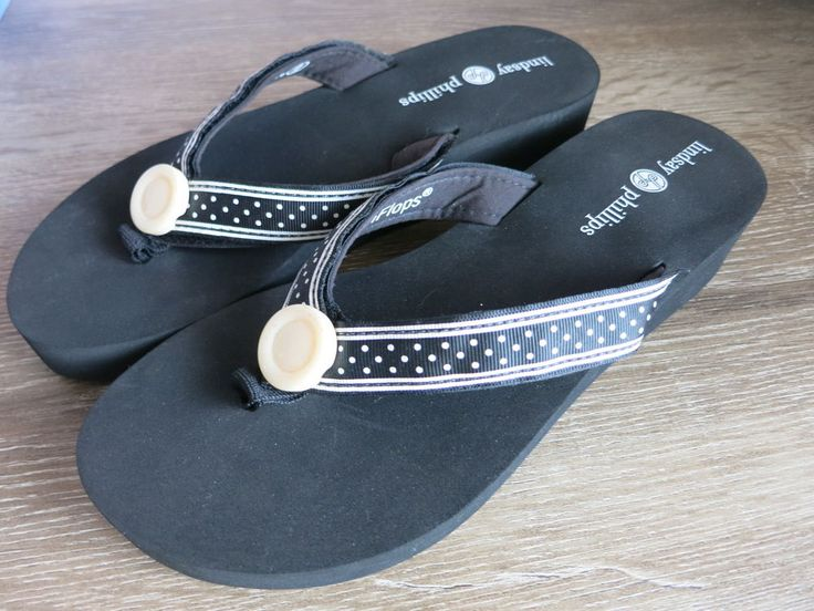 LINDSAY PHILLIPS SwitchFlops Size 9 Fit 8-9 NEW. BUY 4 or more items 4 FREE POST #LindsayPhillips #FlipFlops #Casual