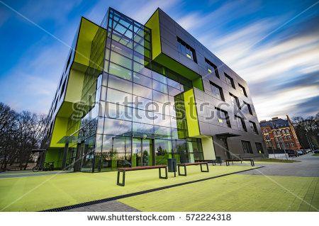 9 best Modern Office Buildings images on Pinterest | Modern ...