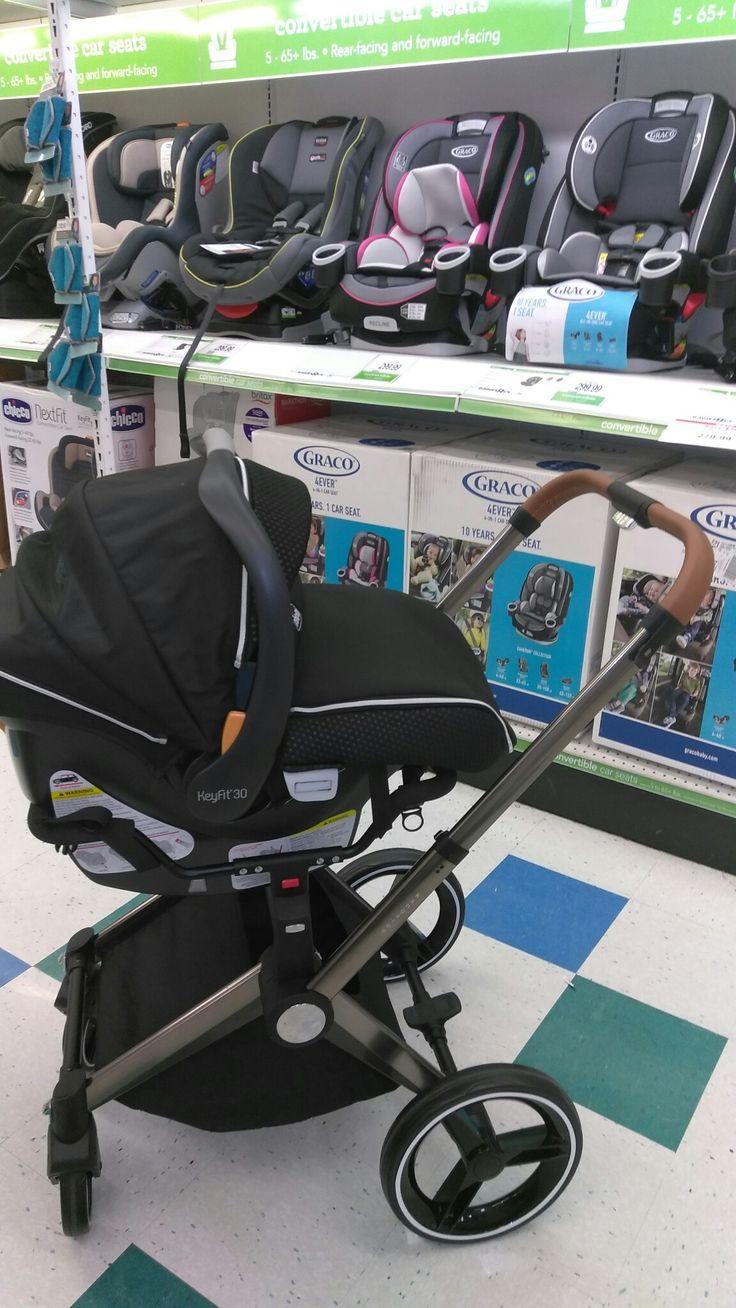 BOB Infant Car Seat Adapter easily install infant car