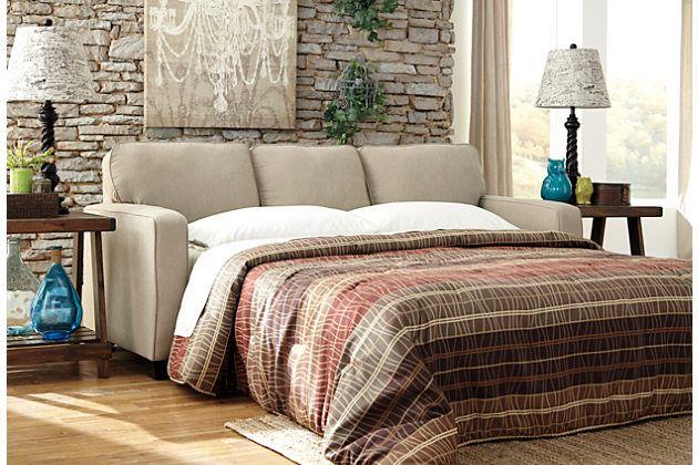 Quartz Alenya Queen Sofa Sleeper View 3