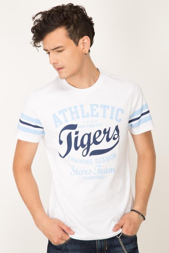 Camiseta trendy deus