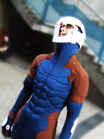 Mgs Grey Fox Cyborg Cosplay Pinterest Grey Cyborgs