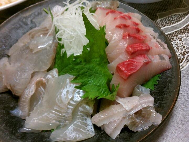瀬戸の白魚@さしみ