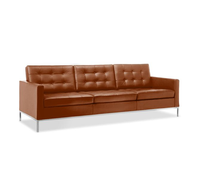 Florence Knoll 3 Sitzer