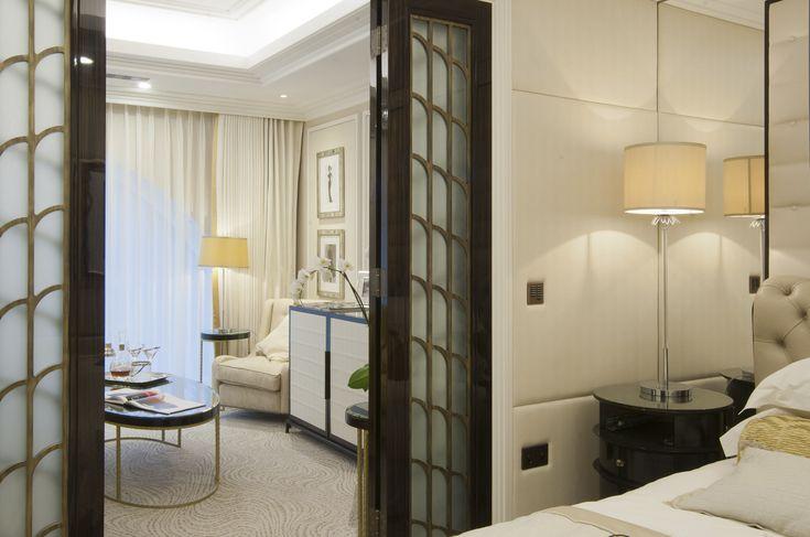 One Bedroom Suite at The Wellesley Hotel in London @Fox Linton Associates
