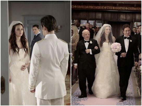 Blair Waldorf Wedding Dress Replica – Fashion dresses