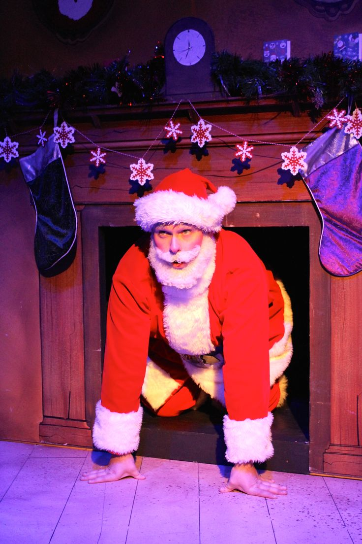 Father Xmas Needs a Wee. 6 December. http://www.dorkinghalls.co.uk/index.cfm?articleid=10757&eventid=19119