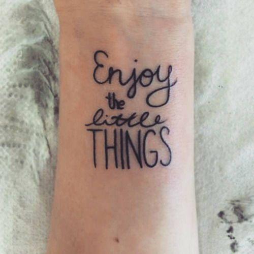 Tattoo Quotes Wrist: Best 25+ Wrist Tattoos Sayings Ideas On Pinterest